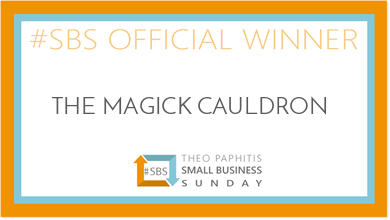 The Magick Cauldron, SBS winners