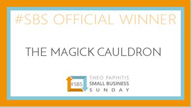 The Magick Cauldron, SBS winners
